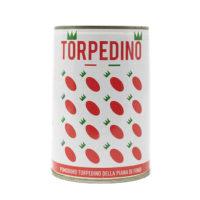 Peeled tomatoes Torpedino