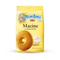 "Cookies Mulino Bianco ""Macine"""