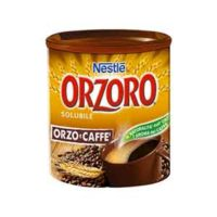 Orzoro Orzo and coffee