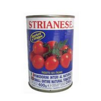 "Small entire natural tomatoes ""Strianese"""