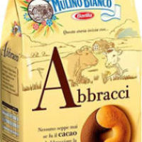 Biscotti Mulino Bianco Abbracci