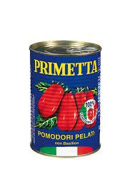 Peeled Tomato Primetta