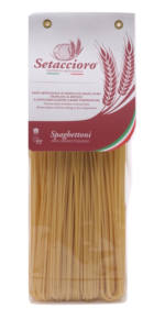 """Spaghettoni """"Setaccioro"""""""