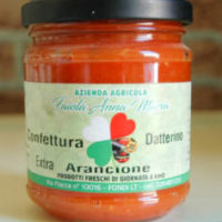 Confettura Datterino Arancione